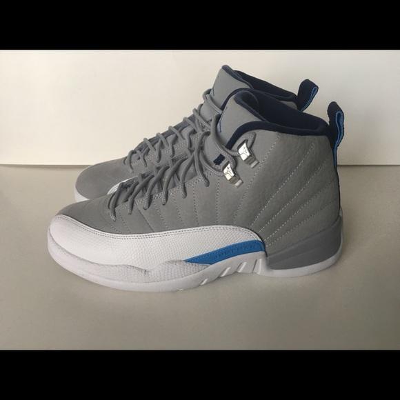 hot sale online 532d9 bd135 Air Jordan Retro 12 UNC 130690-007 Men s Size 8